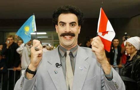 Borat Great Success High Five