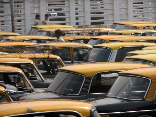 indian taxis