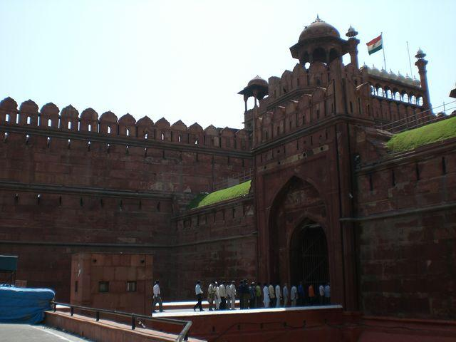 red fort 1