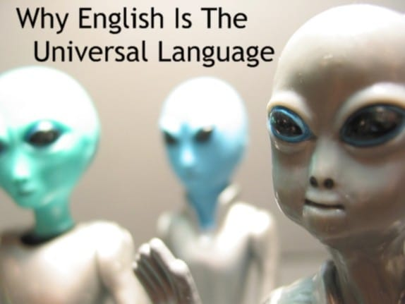 why english is the universal language