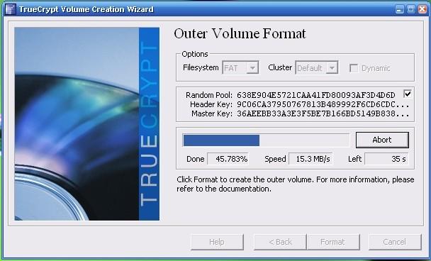 truecrypt format