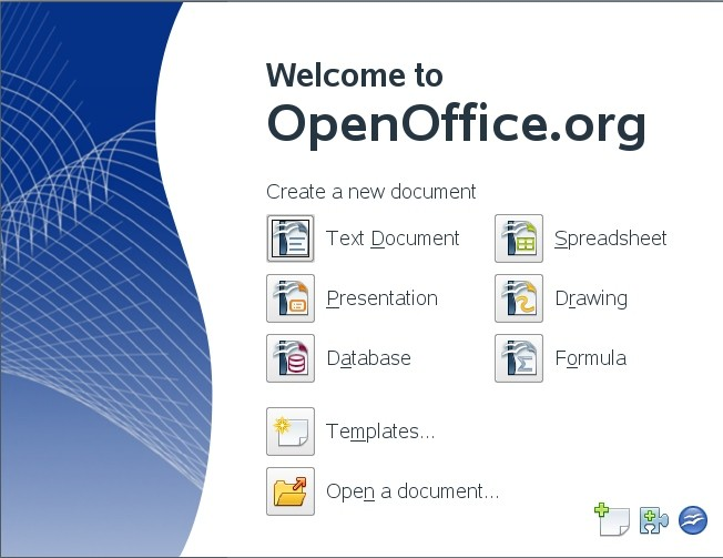 welcome to openoffice