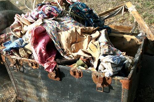 rotten clothes