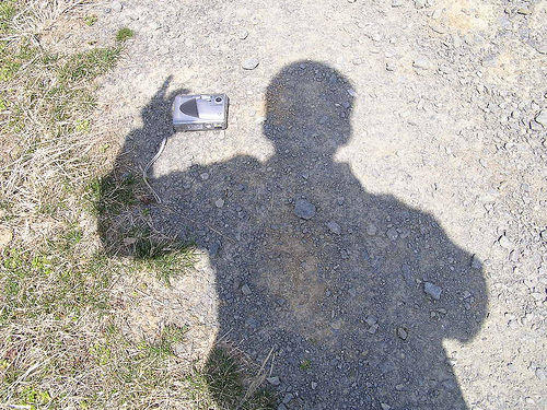 digital camera shadow