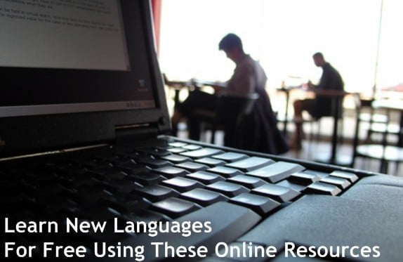 free online resources for learning new languages