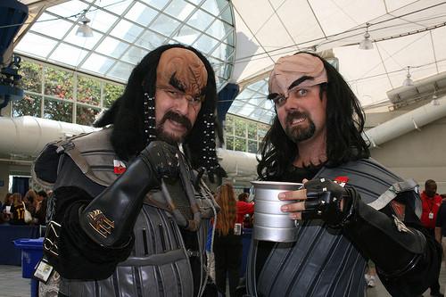 2 klingons