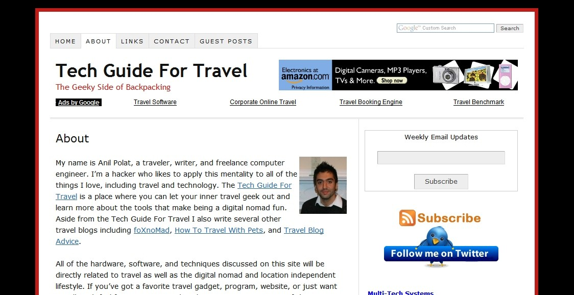 The Tech Guide For Travel - foXnoMad