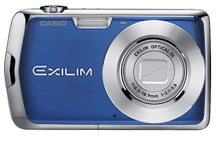 exilim ex s5 digital camera