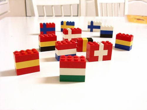 europe legos
