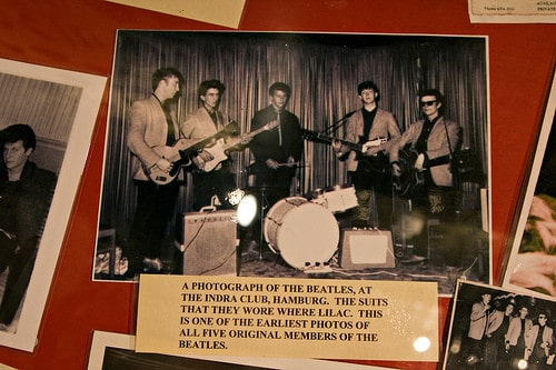 early beatles photo indra musikclub