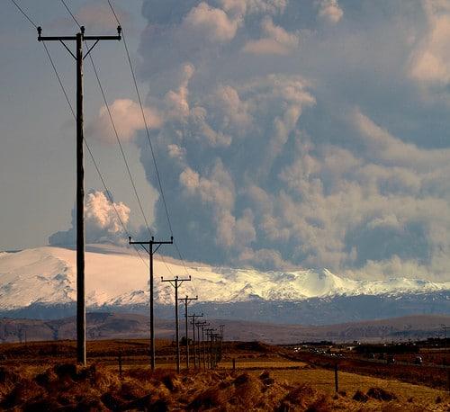 Eyjafjallajokull ash cloud