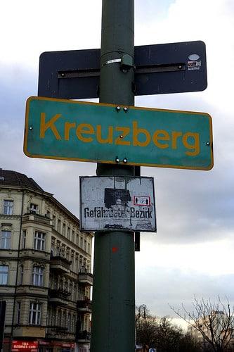 kreuzberg sign