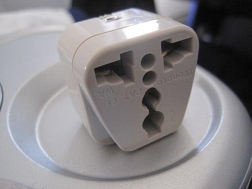 international outlet converter