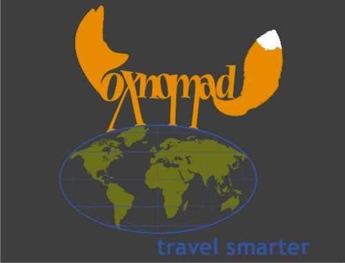 Introducing foXnoMad's New Logo