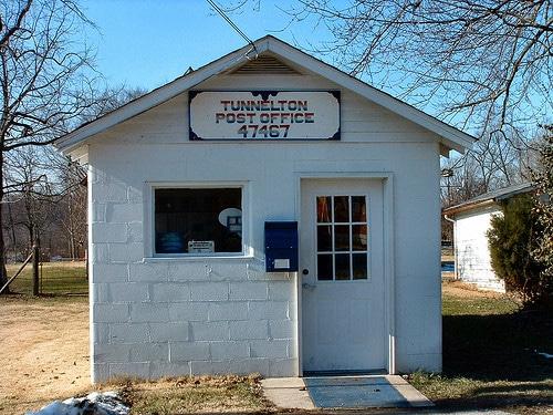 tunnelton post office