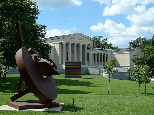 albright knox art gallery buffalo new york