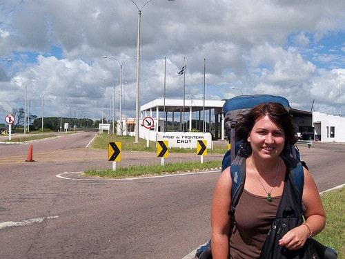brazil uruguay border crossing