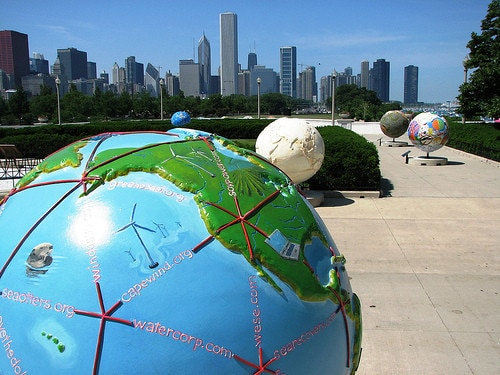 globes in chicago