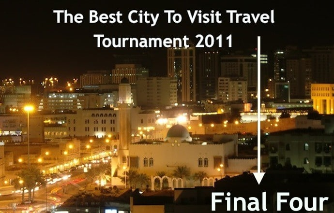 best city to visit 2011 final four