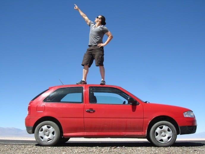 car in salta argentina