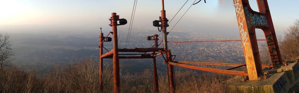 vitosha mountain sofia bulgaria