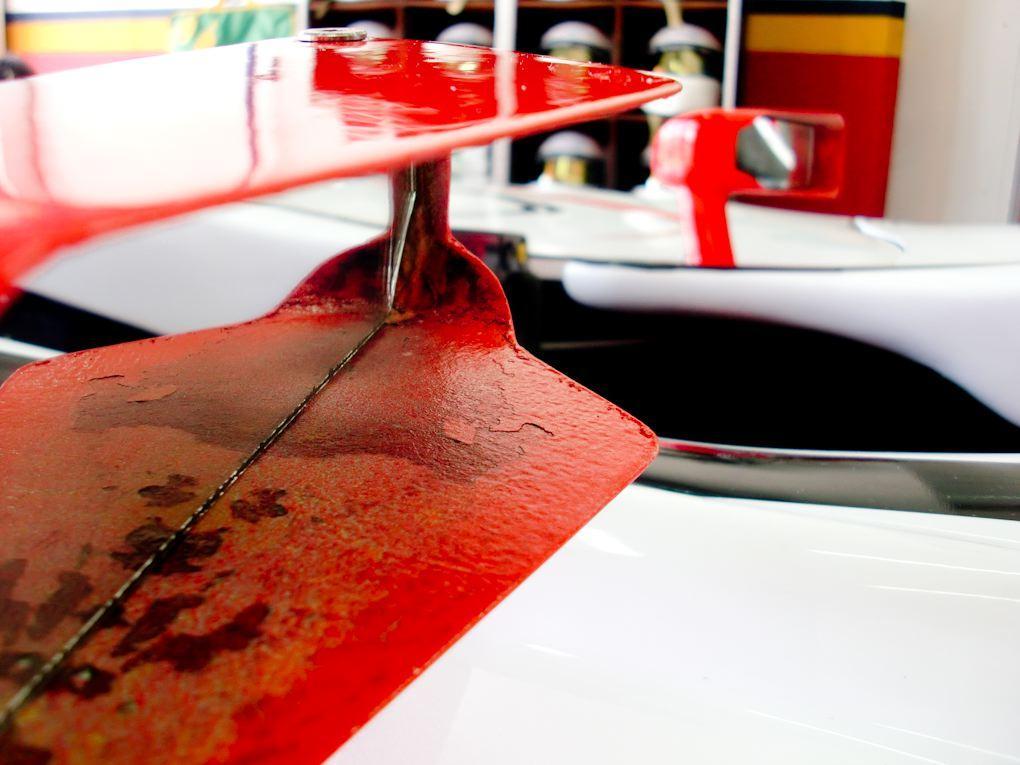 formula 1 car valencia spain