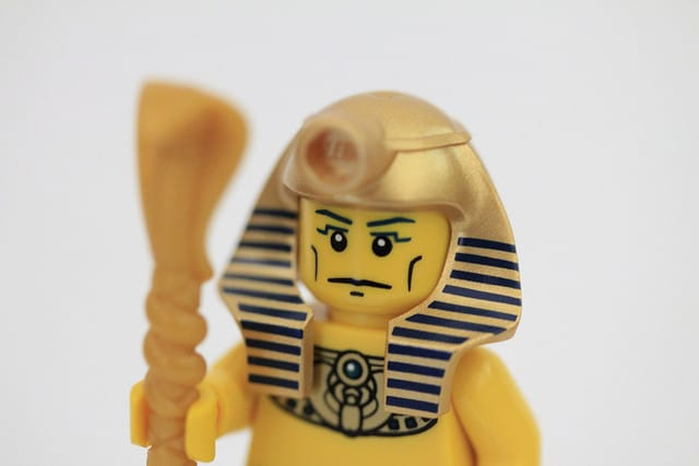 lego pharaoh