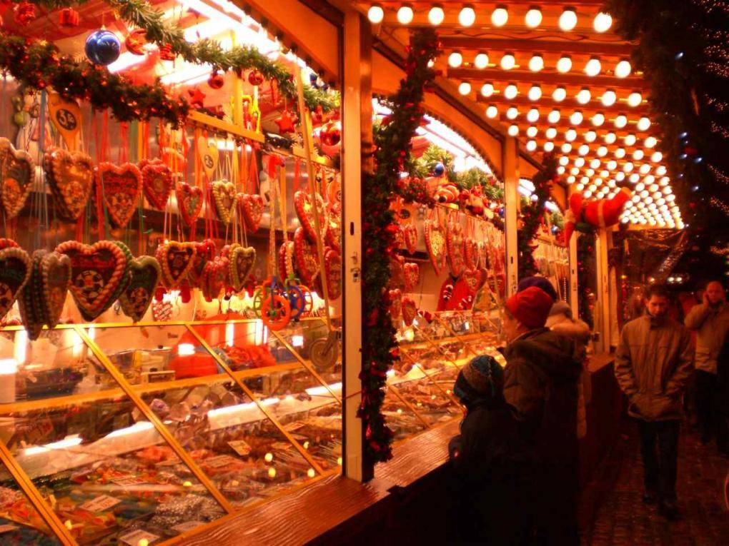 lubeck germany christmas market