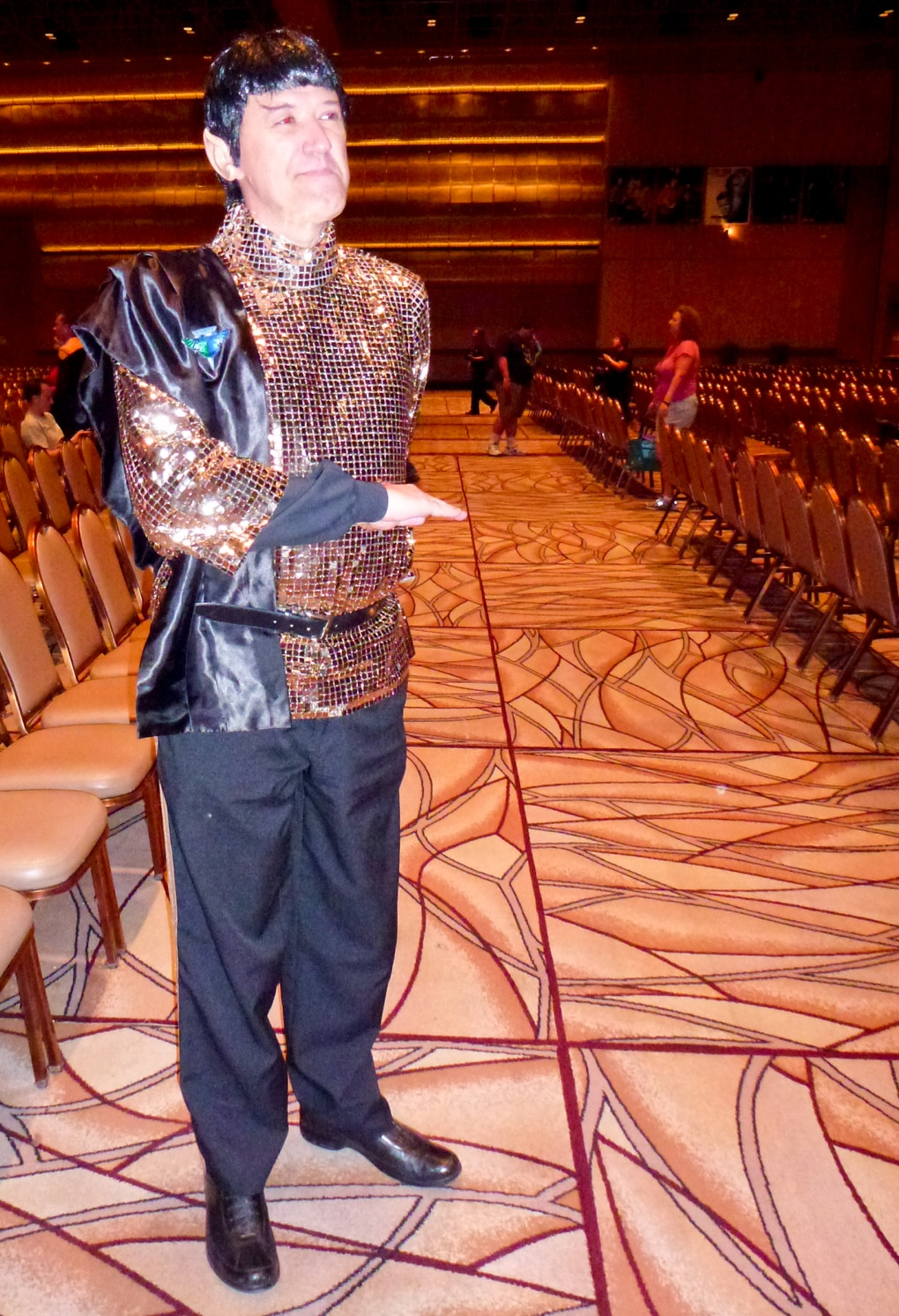romulan star trek convention
