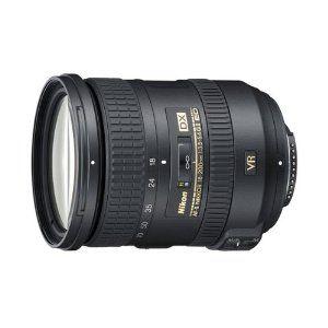 nikkor 18-200mm lens