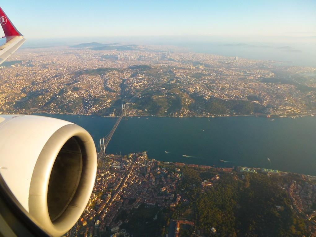 Bosporus straights