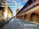 The Best City To Visit Travel Tournament 2014: Second Round