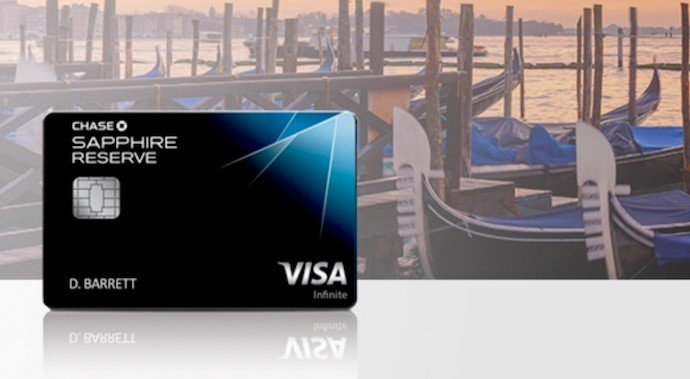 The Best Credit Card For Travel Perks? Chase Sapphire Reserve Review