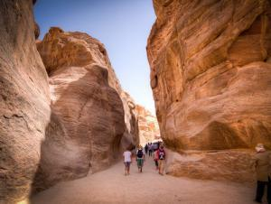 How Crowded Is Petra During The Day?