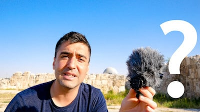 The Rode VideoMicro Compact Microphone Will Significantly Improve Your Travel Video Audio